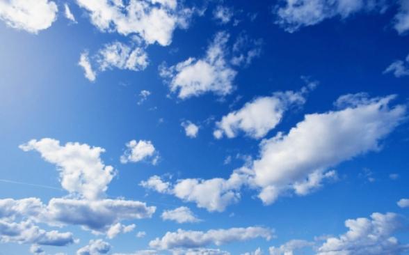 Օդի ջերմաստիճանն էապես չի փոխվի․ հունիսի 3-ին և 6-ին շրջանների զգալի մասում կեսօրից հետո սպասվում է կարճատև անձրև և ամպրոպ