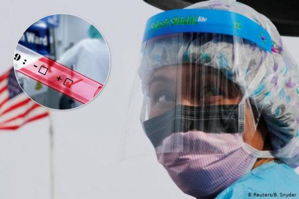 В США число инфицированных коронавирусом приближается к 2 млн