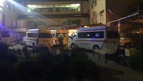 Այս գիշեր՝ Նորքի ինֆեկցիոն հիվանդանոցում