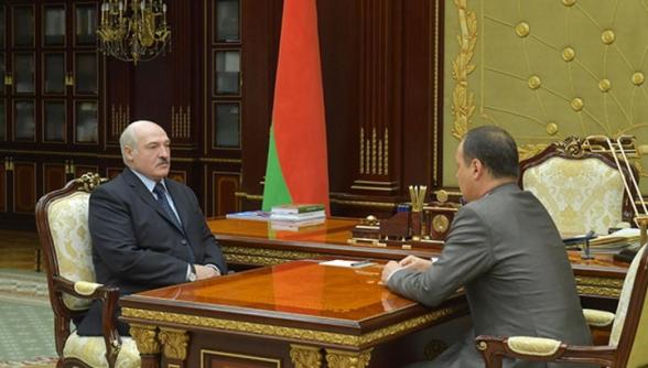 Лукашенко назначил нового премьера Беларуси