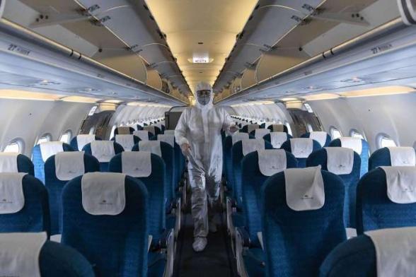 Հաստատված կորոնավիրուսով հիվանդները նստել են ինքնաթիռ` վտանգի տակ դնելով մնացած 70 ուղևորին․ «Հրապարակ»