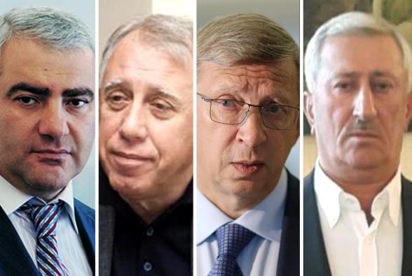 Ովքեր են վճարել Ռոբերտ Քոչարյանի խափանման միջոցի փոփոխության համար անհրաժեշտ գրավը