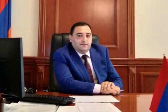 ԱԺ պատգամավոր Կարեն Համբարձումյանը վարակվել է կորոնավիրուսով