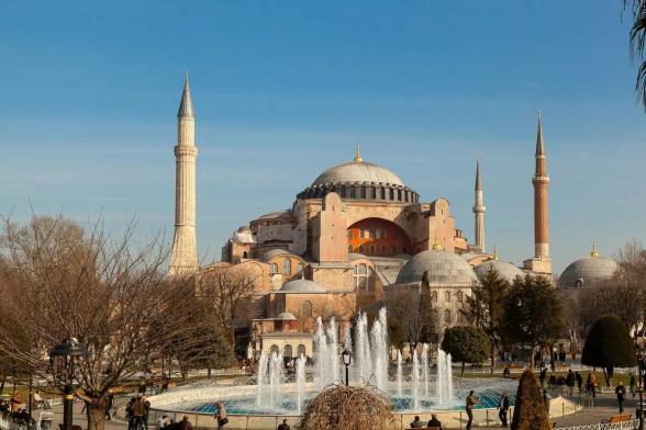 Помпео призвал Турцию оставить Святую Софию музеем