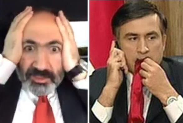 Станет ли Пашинян армянским Саакашвили?