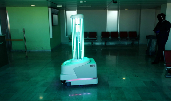 Գիտնականները կորոնավիրուսը «սպանող» ռոբոտ են ստեղծել