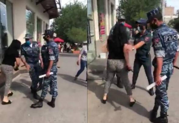 Դիմակավորված ոստիկանապետություն (տեսանյութ)