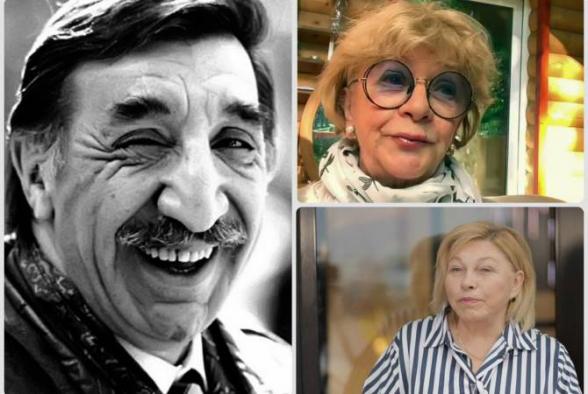 Շատ տպավորիչ էր Մհեր Մկրտչյանի ստեղծագործ միտքը. խորհրդային կինոյի հայտնիները հիշում են դերասանին