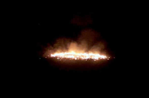 Ադրբեջանի ԶՈՒ-ն ԼՂ սահմանի մոտակայքում մարտական կրակով գիշերային զորավարժություններ է անցկացրել (տեսանյութ)