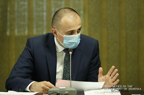 Пресс-конференция министра здравоохранения РА Арсена Торосяна (прямой эфир)