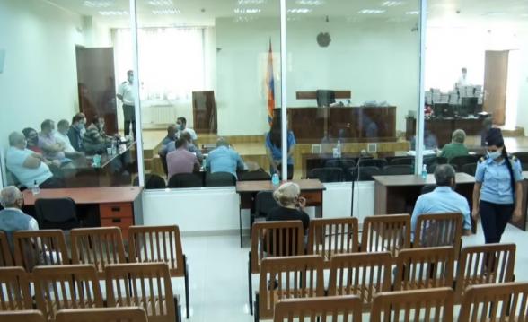Заседание суда по делу Роберта Кочаряна и других (прямой эфир)
