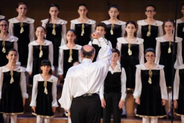 Երգն ընդդեմ կորոնավիրուսի. Հայաստանի փոքրիկ երգիչների նոր հոլովակը