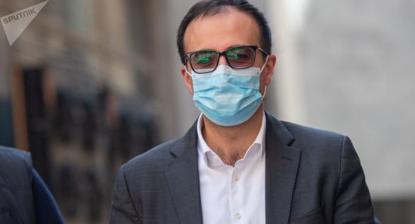 Вакцина будет тем единственным решением, которое позволит вернуться к жизни без масок – Арсен Торосян (видео)