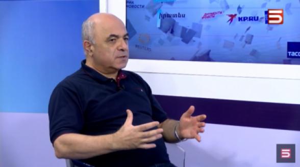 Азербайджан ждет для начала военных действий в Арцахе сигнала о развале армяно-российских отношений – Ерванд Бозоян (видео)