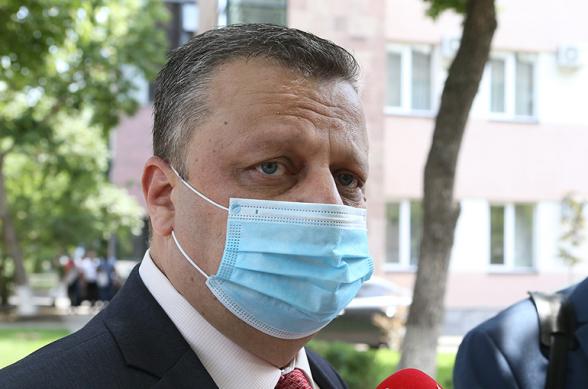 ВСС Армении отклонил ходатайство о привлечении судьи Александара Азаряна к дисциплинарной ответственности (видео)