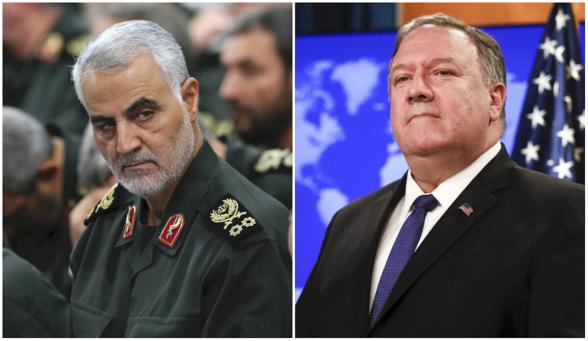 Помпео заявил о несогласии США с критикой ООН по убийству Сулеймани