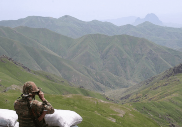 Ադրբեջանի ԶՈւ զինծառայողները ՈՒԱԶ մակնիշի ավտոմեքենայով ՀՀ պետական սահմանը խախտելու փորձ են կատարել