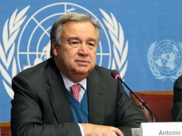ՄԱԿ գլխավոր քարտուղարը կոչ է անում անմիջապես դադարեցնել ռազմական գործողությունները Հայաստան-Ադրբեջան սահմանին