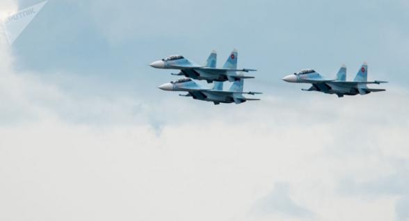 Су-30 подняты в воздух, но Азербайджан ни при чем – Минобороны РА