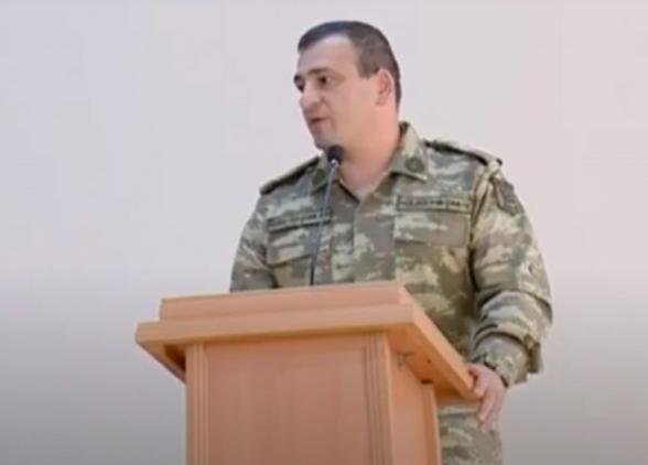 В Баку подтвердили гибель двух высокопоставленных офицеров ВС Азербайджана