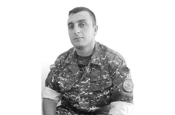 Հակառակորդի կրակից զոհված զինծառայողներից մեկը մայոր Գարուշ Համբարձումյանն է