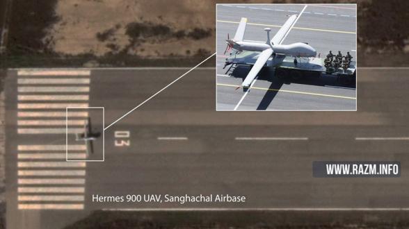 ՀՀ զինված ուժերի խոցած ադրբեջանական Hermes-900 ԱԹՍ-ն շուրջ 30 մլն ԱՄՆ դոլար արժե (տեսանյութ)