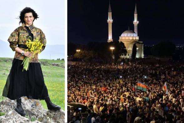 Աննա Հակոբյանի «խաղաղասիրությունը» և ադրբեջանական ագրեսիան. ասիմետրիկ իրականություն