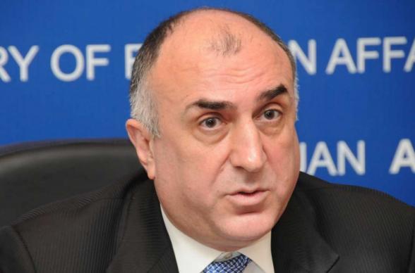 Эльмар Мамедъяров о критике со стороны Алиева: «Прекратите, ради Аллаха»