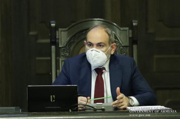 С азербайджанской стороны в попытке диверсионного проникновения участвовали более 100 человек – Пашинян (видео)