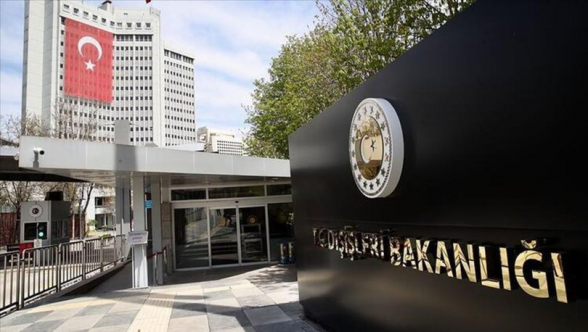 Թուրքիայի ԱԳՆ-ի կոշտ արձագանքը ՀՀ ԱԳՆ-ի հայտարարությանը