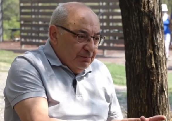 Վազգեն Մանուկյանը երկրում առկա քաղաքական իրավիճակի մասին (տեսանյութ)