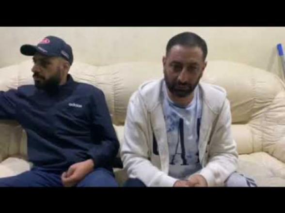 Մոսկվայում ադրբեջանցիների կողմից հարձակման ենթարկված «BMW X5-ի հայերը» տեսաուղերձ են տարածել (տեսանյութ)