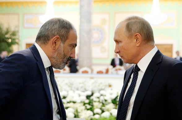 Մոսկվան Փաշինյանի ոչ միայն արցունքներին, այլև ժպիտներին չի հավատում