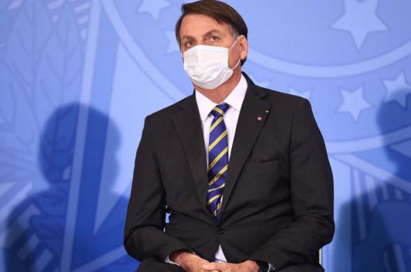 «20 օր տանը փակված մնալու հետևանքն է»․ Բրազիլիայի նախագահ Բոլսոնարուն հայտարարել է, որ իր թոքերում «բորբոս» է հայտնաբերվել