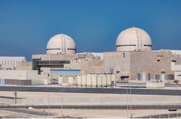 В ОАЭ ввели в строй первую в арабских странах атомную электростанцию