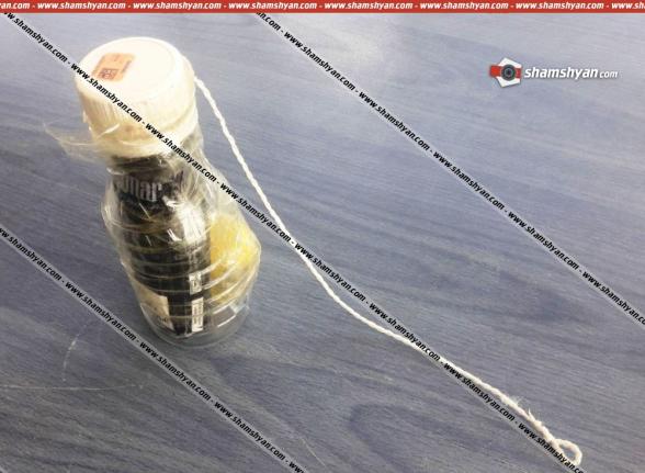 Արթիկի գաղութում դրոնի միջոցով «Kinder» ձվիկի մեջ տեղադրված խոշոր չափի թմրանյութը փորձել են հասցնել դատապարտյալին