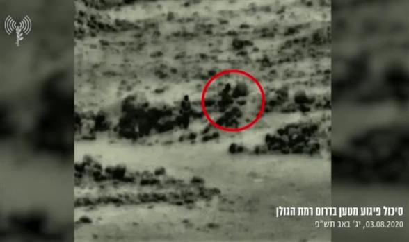 Израильские военные убили четыре человека при закладке ими взрывчатки