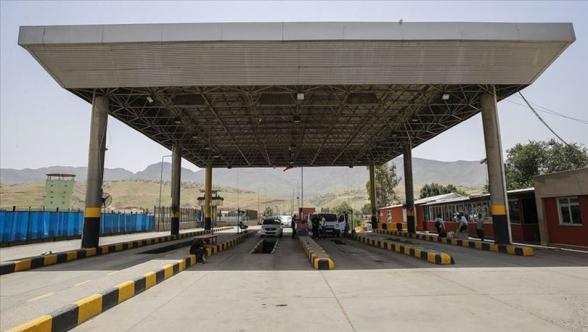 Իրաքի Քուրդիստանը ժամանակավորապես փակում է Թուրքիայի հետ սահմանային անցակետը