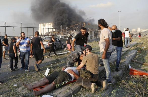 Լիբանանի ՆԳՆ-ն հայտնել է Բեյրութի նավահանգստում տեղի ունեցած պայթյունի պատճառը