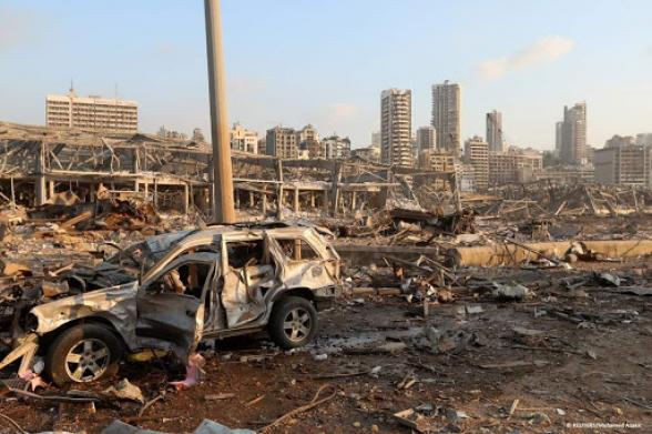 Трамп объяснил, почему считает взрыв в Бейруте «нападением»