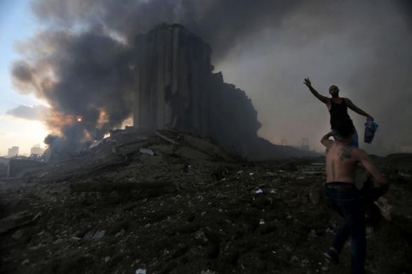Բեյրութի մղձավանջային պայթյունից, բնականաբար, Հայաստանն էլ է ցնցվել