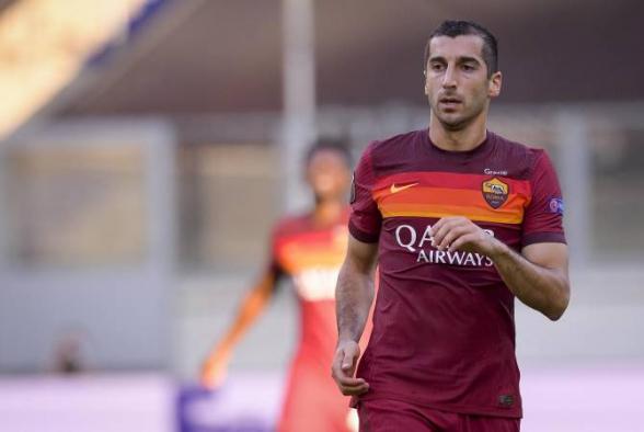 «Рома» вылетела из Лиги Европы: Мхитарян отыграл весь матч (видео)