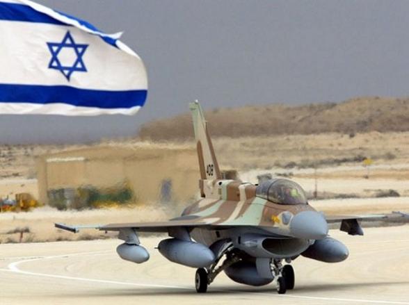 Израильские военные нанесли авиаудар по инфраструктуре ХАМАС в Газе