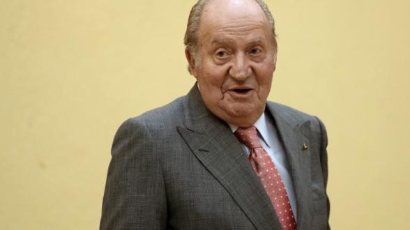 Бывшего короля Испании нашли в самом дорогом отеле мира