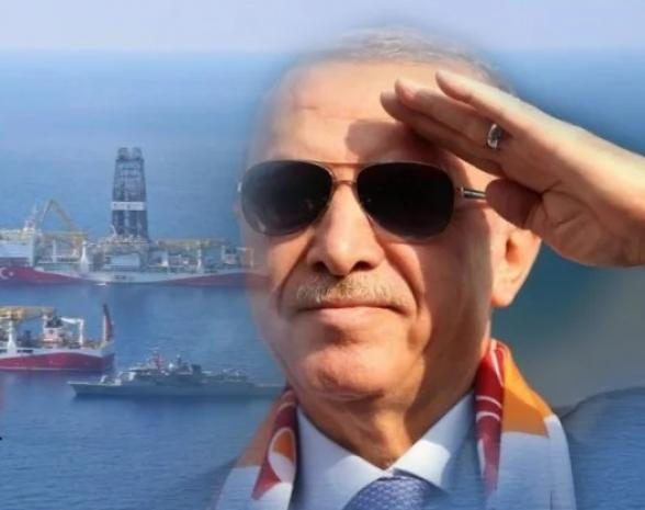 Эрдоган заявил о возобновлении Турцией геолого-разведочного бурения в Средиземном море