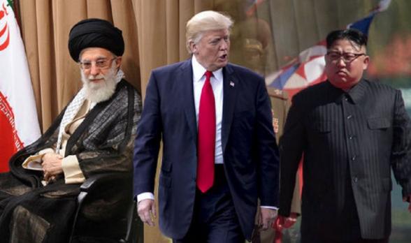 Трамп намерен быстро заключить сделки с Ираном и КНДР в случае переизбрания