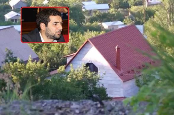Шурин Никола Пашиняна приобрел собственный дом в районе Дзорахпюр (видео)