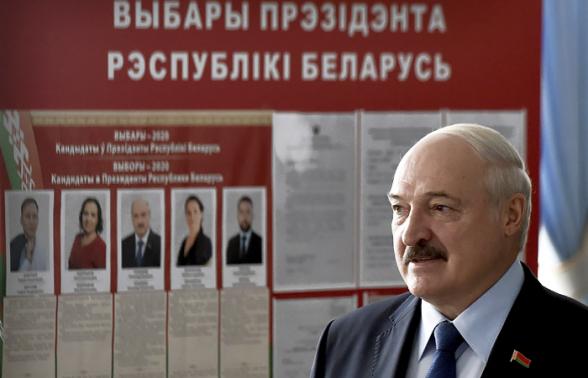 Лукашенко сделал первое после выборов заявление