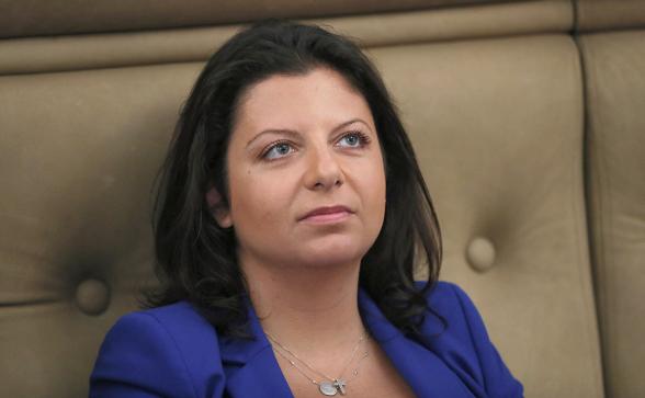 Маргарита Симоньян призвала Лукашенко освободить задержанных журналистов