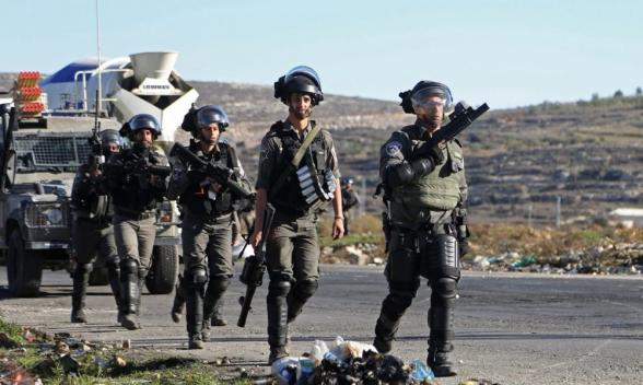 Израиль поразил объекты ХАМАС в Газе